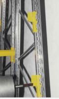 Regál na kabelové bubny