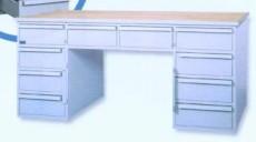 Dílenský stůl 10-ti zásuvkový DS 16