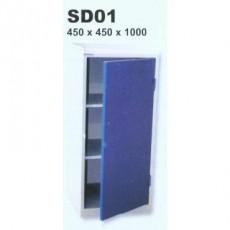 Skříňka dílenská bez zásuvky SD01