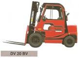 Dieselové a plynové vysokozdvižné vozíky